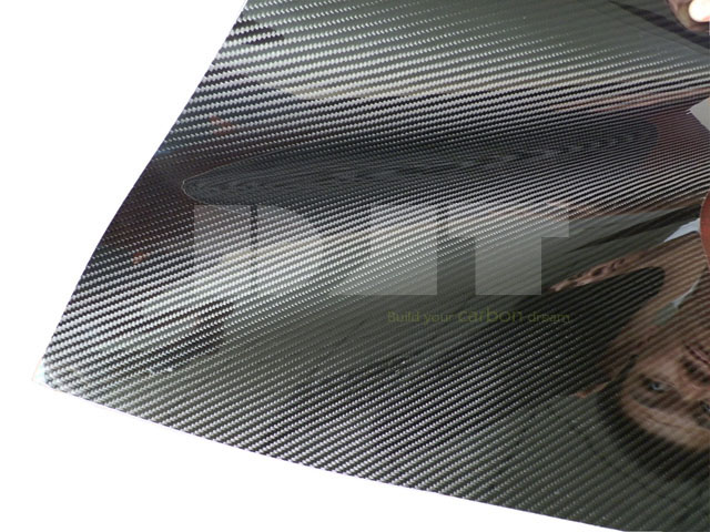 Flexible Carbon Fiber Veneer Sheets