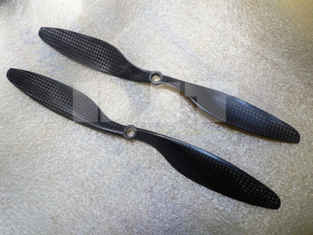 Carbon Fiber Propellers for Multicopter Quadcopter